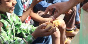 Combat contre la faim